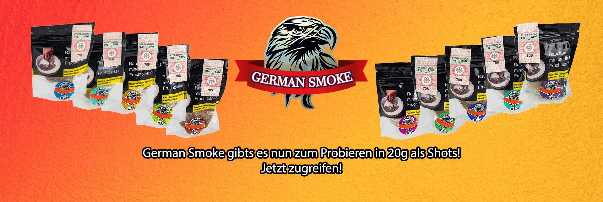 German Smoke - Gold Edition 20g